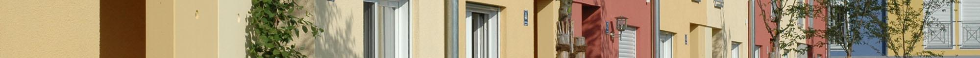 Slider Außenbereich von Oskar Seus Fassadengestaltung